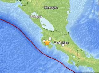 Tsunami watch canceled in Costa Rica
