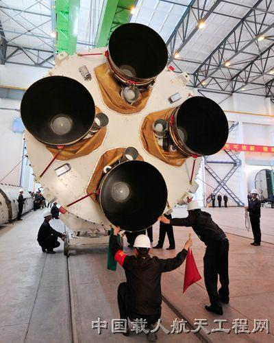 China to launch Shenzhou-10, second woman to space