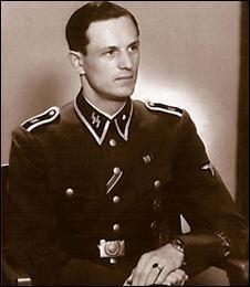 Hitler's bodyguard dies at 96