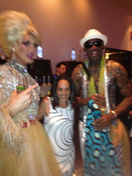 Dennis Rodman returning to N. Korea: 'I'm not a total idiot'