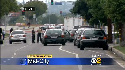 LAPD shooting: Detectives injured in Los Angeles ambush