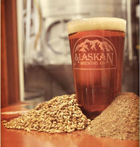 Beer Powered Beer: Alaska beer brewery is powered by...beer