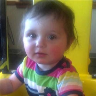Baby Elaina's remains found, DNA test confirms