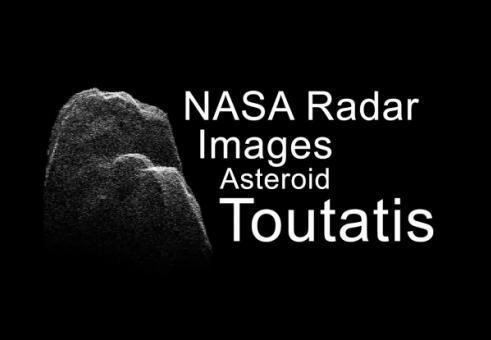WATCH: Asteroid Toutatis caught on video