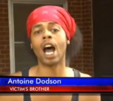 Antoine Dodson, of 'Bedroom Intruder' Internet fame, expecting a baby