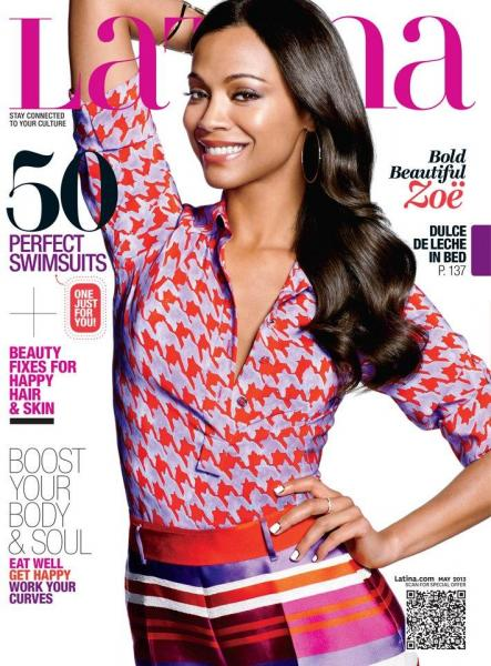 Zoe Saldana: 'I get over heartbreak very easily'