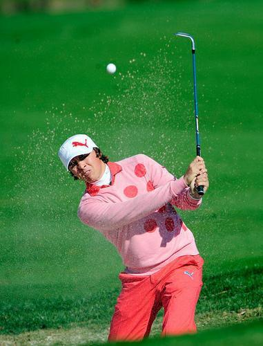U.S. Open Golf 2012: Rickie Fowler's youthful, colorful style shakes up golf