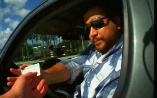 George Zimmerman ticketed for speeding in Florida