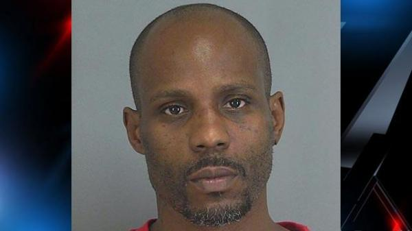 Rapper DMX arrested for driving without a license in South Carolina