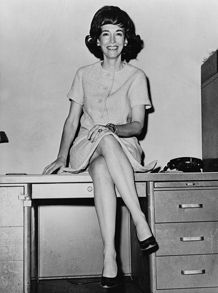 Advice from late Cosmo editor Helen Gurley Brown