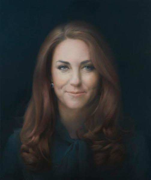 Kate Middleton's new portrait gets royal approval, but everyone else thinks it's terrible