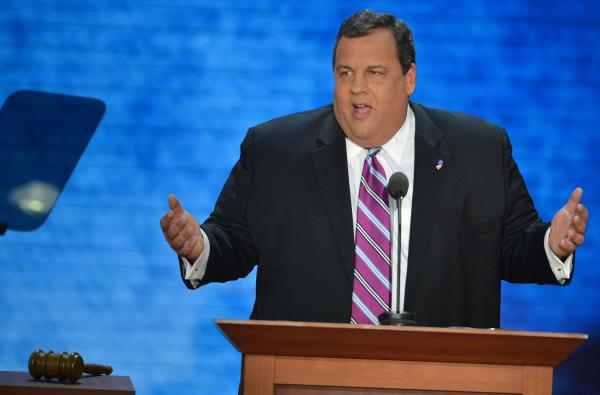 Chris Christie gambling on Internet betting with conditional veto