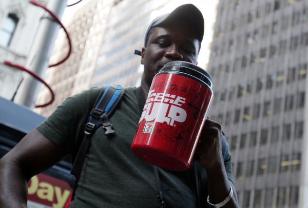 New Yorkers hate Bloomberg's soft drink ban