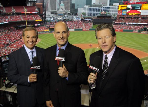 Bobby Valentine gets a job with NBC Radio