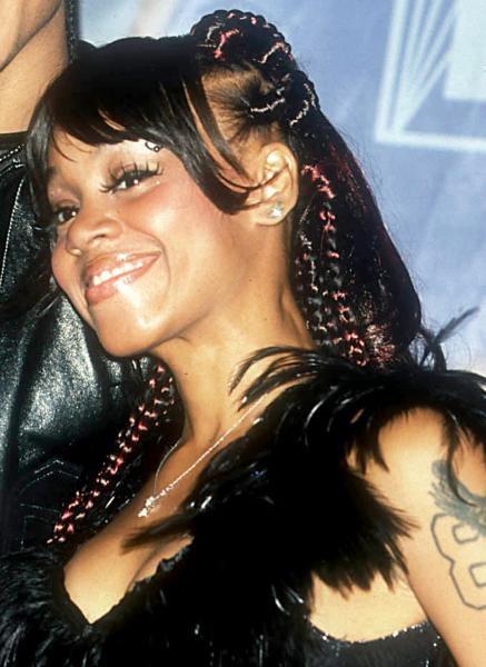 "Lisa ""Left Eye"" Lopes unhappy with TLC reunion track"