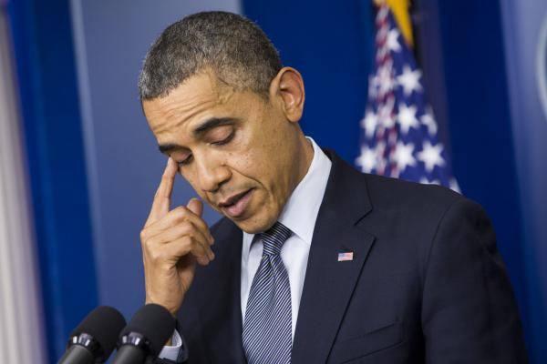 President Obama speaks at the vigil in Newtown [Video, transcript]
