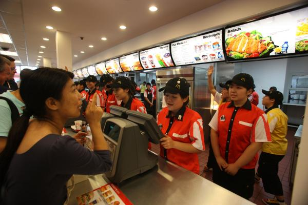 McDonald's fish meals go sustainable [VIDEO]
