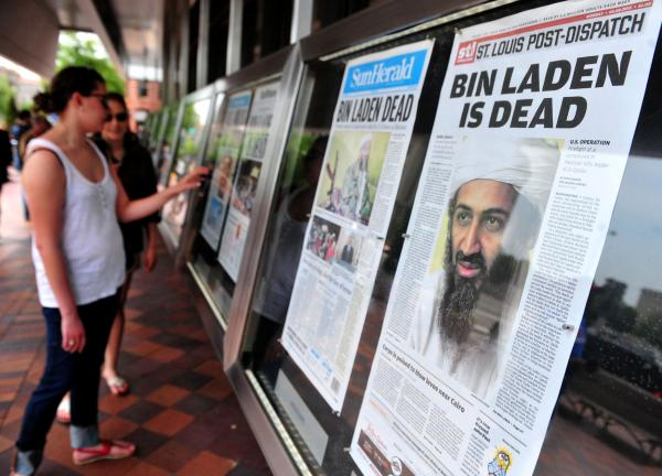 Bin Laden death photos can stay secret, court rules