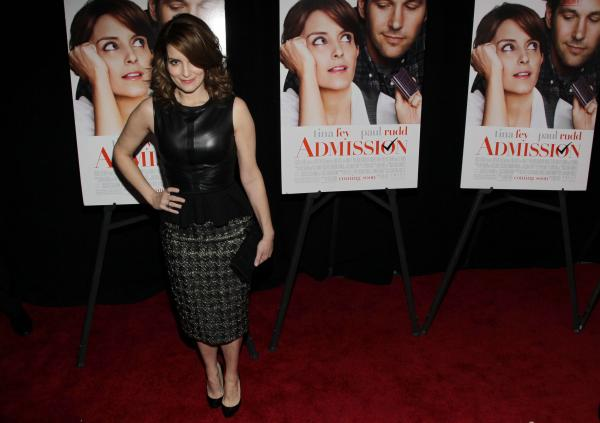 Fey talks Palin, Globes on 'Actors Studio'