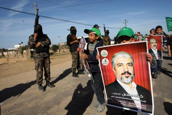 Hamas leader vows to continue jihad