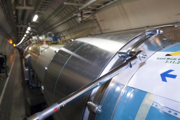 CERN gripped by Higgs boson fever