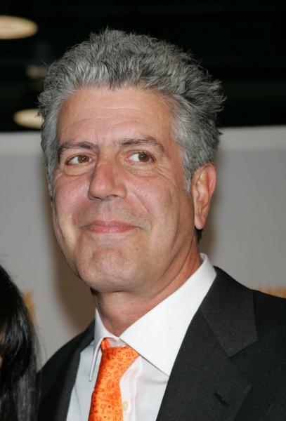 Anthony Bourdain launches Twitter tirade against American Airlines
