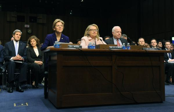 Sen. Warren proposes Glass-Steagall 2