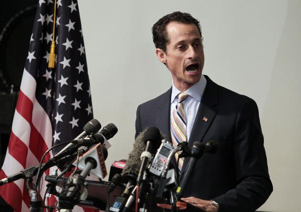 Anthony Weiner hints at Hillary Clinton 2016 run