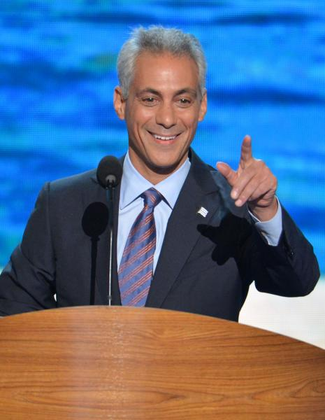 Emanuel's new campaign role -- fundraiser