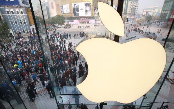 Apple head drops hints of Apple television