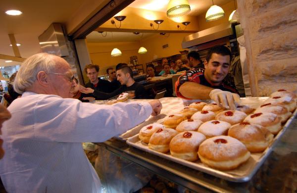 Dunkin' Donuts goes gluten-free