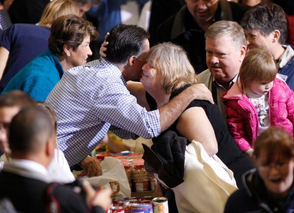 Obama tours N.J.; Romney back on trail