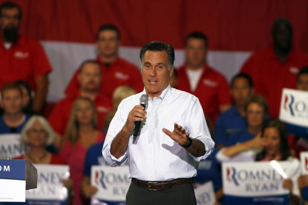 Study: Romney ad hits nerve of ind. voters