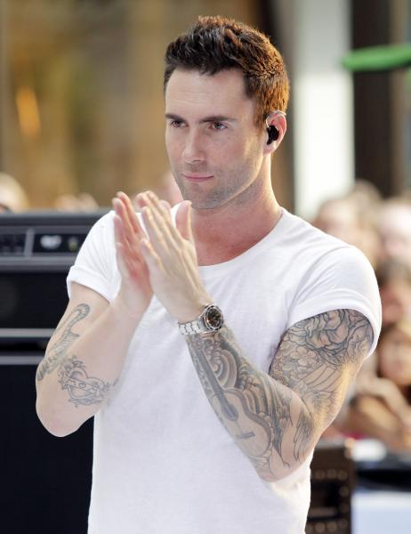 The Voice winner? Adam Levine shares his pick