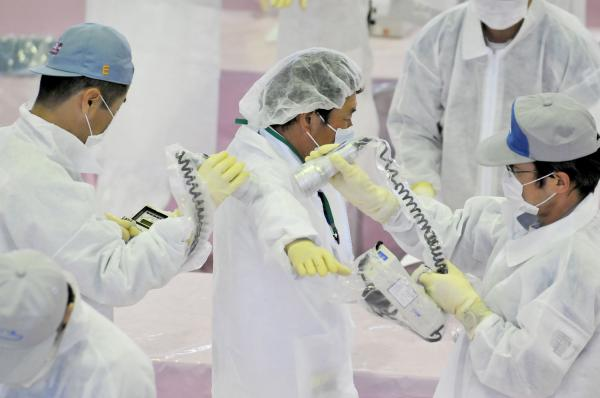 Radioactive groundwater at Fukushima nears Pacific