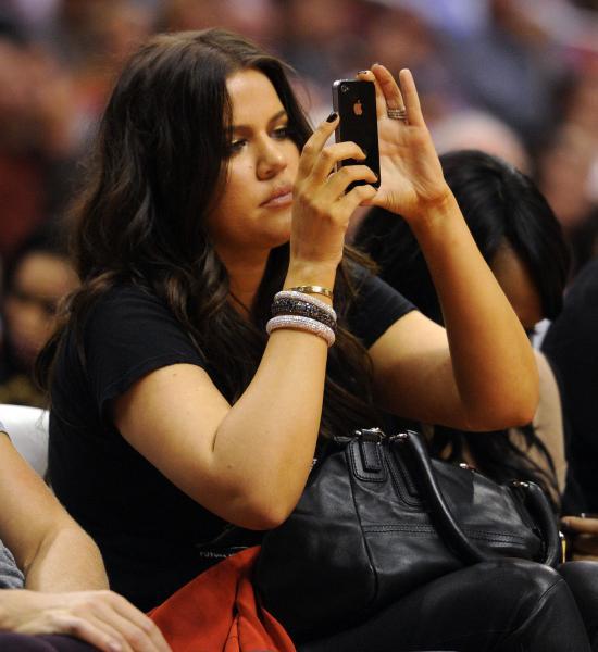 Lamar Odom and Khloe Kardashian accused of charity scam