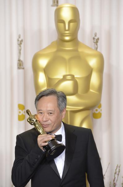 Ang Lee's 'Life of Pi' cleans up at Oscars