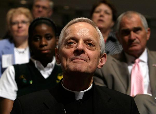 Catholic cardinal: Married gays welcome
