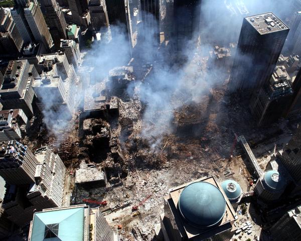 World Trade Center owner suing airlines for billions for 9/11 attacks