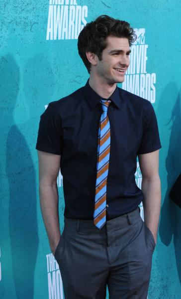 Andrew Garfield, star of new 'Spider-Man' flick, is Tony nominee