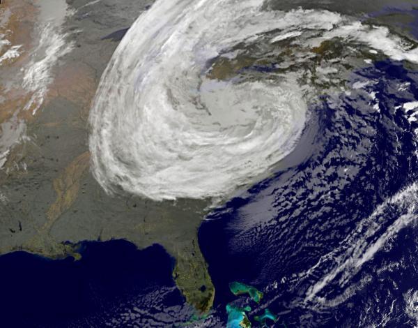 Superstorm Sandy devastates New York, New Jersey