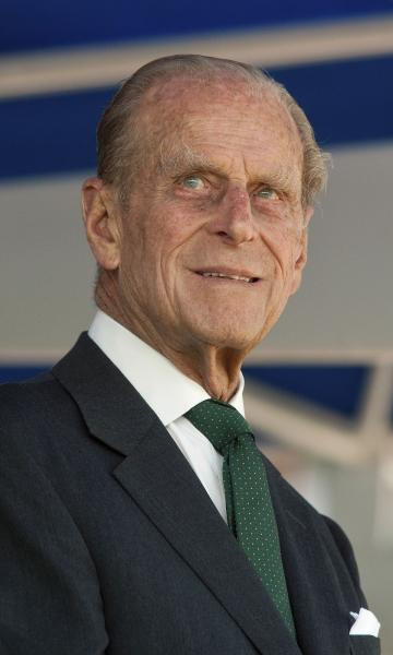 Prince Philip makes first gaffe of 2013