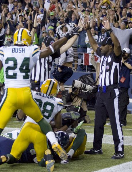 The Year in Review 2012: New faces, old names mark NFL season
