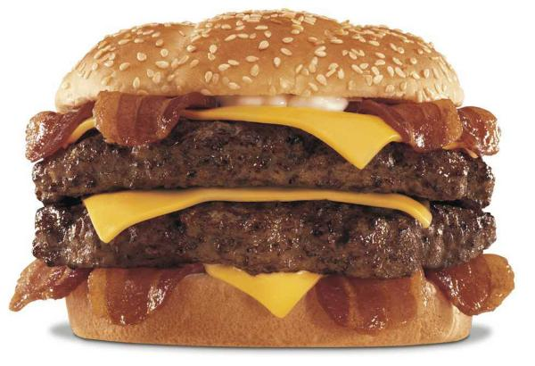 Man says he killed wife over hamburger