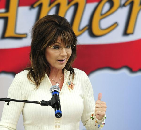 Palin says U.S. should 'bomb Obamacare,' not Syria