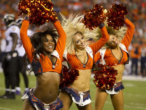 NFL: Denver 49, Baltimore 27