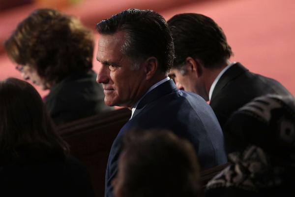Mitt Romney: President Obama gave 'superb' address at service