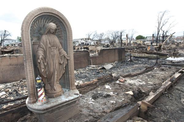 Sandy's U.S. death toll at least 70