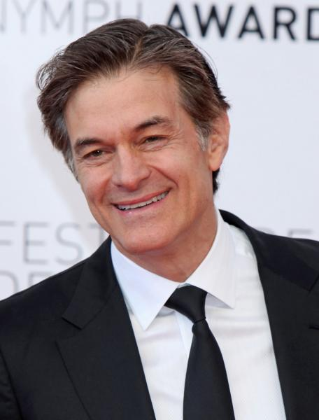 Dr. Oz praises Good Samaritans at scene of NYC cab crash