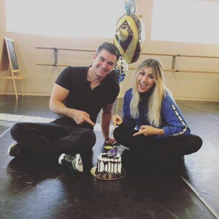 DWTS: Emma Slater And Michael Waltrip Dating ?! - RumorFix